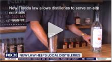 Florida Distillery Bill Passes