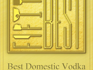 Our Vodka is Pure Gold!