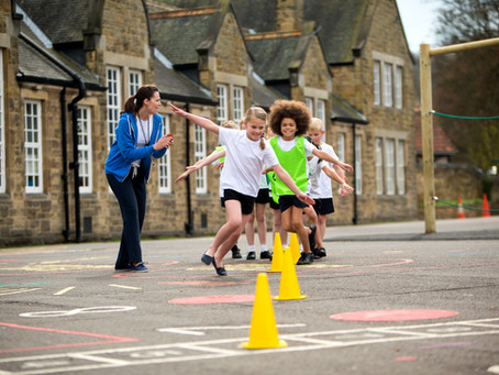Stay active, stay home this National School Sport Week