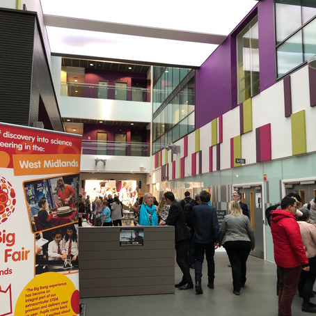 The Big Bang West Midlands Fair & Competition Launch 2019