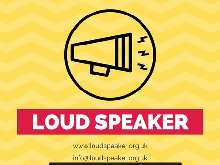 Shout out to Loud Speaker!