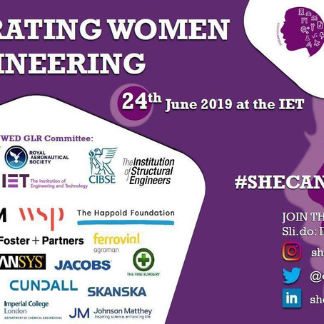 International Women in Engineering Day (INWED19)