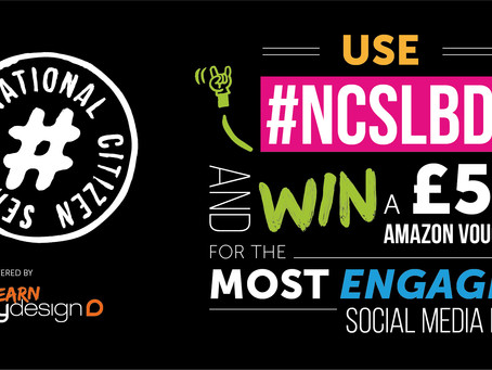 The winner for the #NCSLBD competition is...