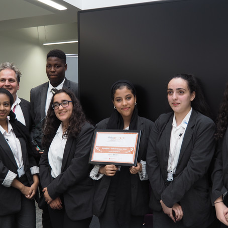 Leading young people into rail - iRail Birmingham 2018
