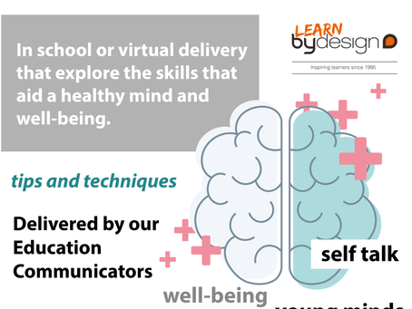 Health and Well-being sessions for your learners.