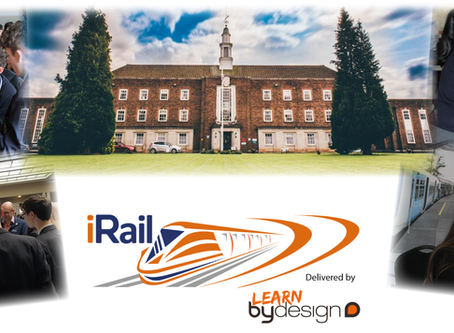 Derby Schools rise to the challenge set by iRail 2020