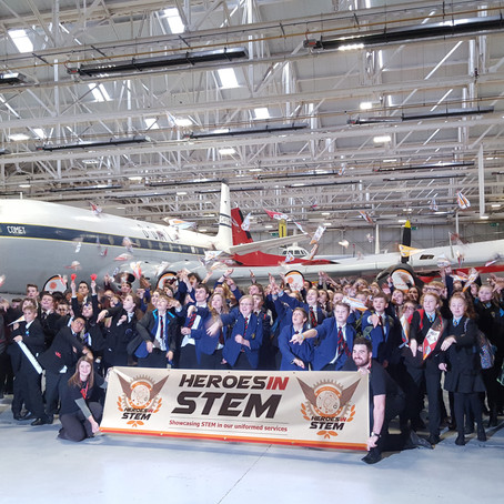 Heroes in STEM was a massive success!