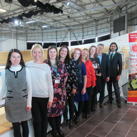 The Big Bang East Midlands launch for 2019