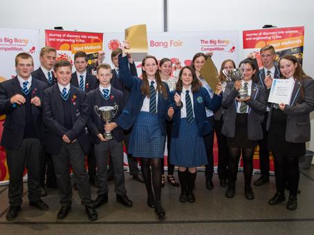 Over 2,000 attend Big Bang West Midlands Fair 2018