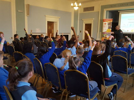 EEGS funded STEM days for L.E.A.D. Academy Trust