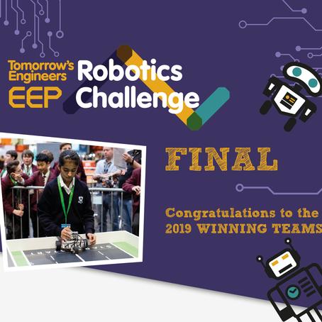 Torquay Academy wins Robotics Challenge 2019