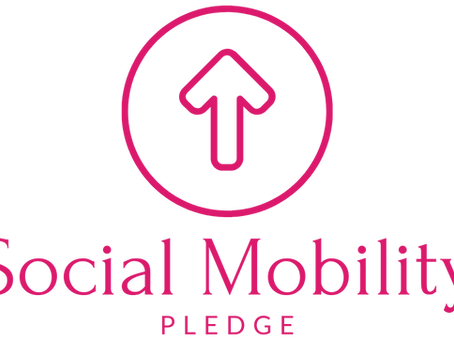 We have joined 7 million people and taken the Social Mobility Pledge.