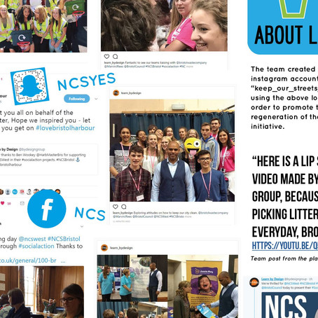 100% impact has been achieved through NCS social action