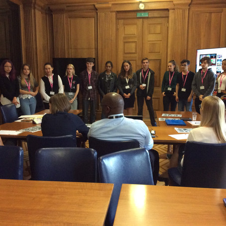 Bristol Council panel support NCS south-west's Social Action Projects