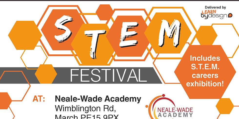 STEM Festival at Neale-Wade Academy