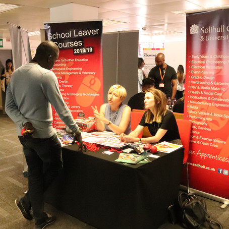 Youth careers event inspires Birmingham's young people