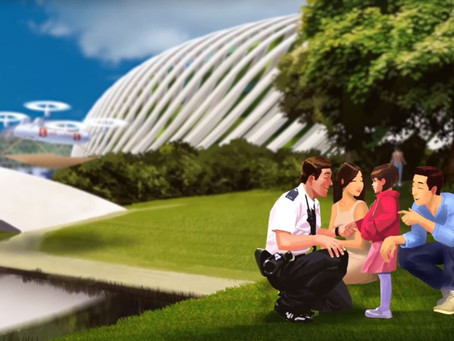 Future City Predictions: What will our cities look like in the future?