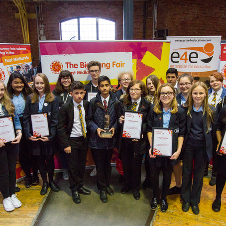 Derby shines once again at enthusing STEM for young people