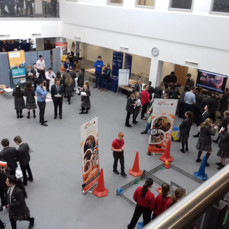 Big Bang @ School events came to Burton
