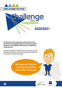 Challenge your imagination COMPETITION G