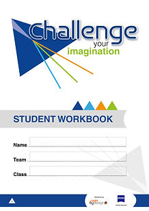 Challenge your imagination WORKBOOK-1.jp