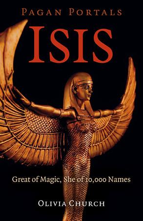 Review: Pagan Portals Isis by Olivia Church