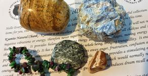 Review: Freya's Cauldron Crystal Collectors Box