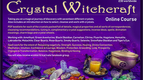 Crystal Witchcraft Online Course