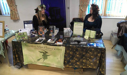 Wandering Witches Fayre Nov 2013