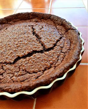 Chocolate Fudge Tart