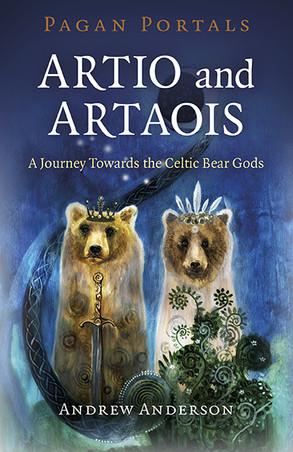 Review: Pagan Portals Artio & Artiaos by Andrew Anderson