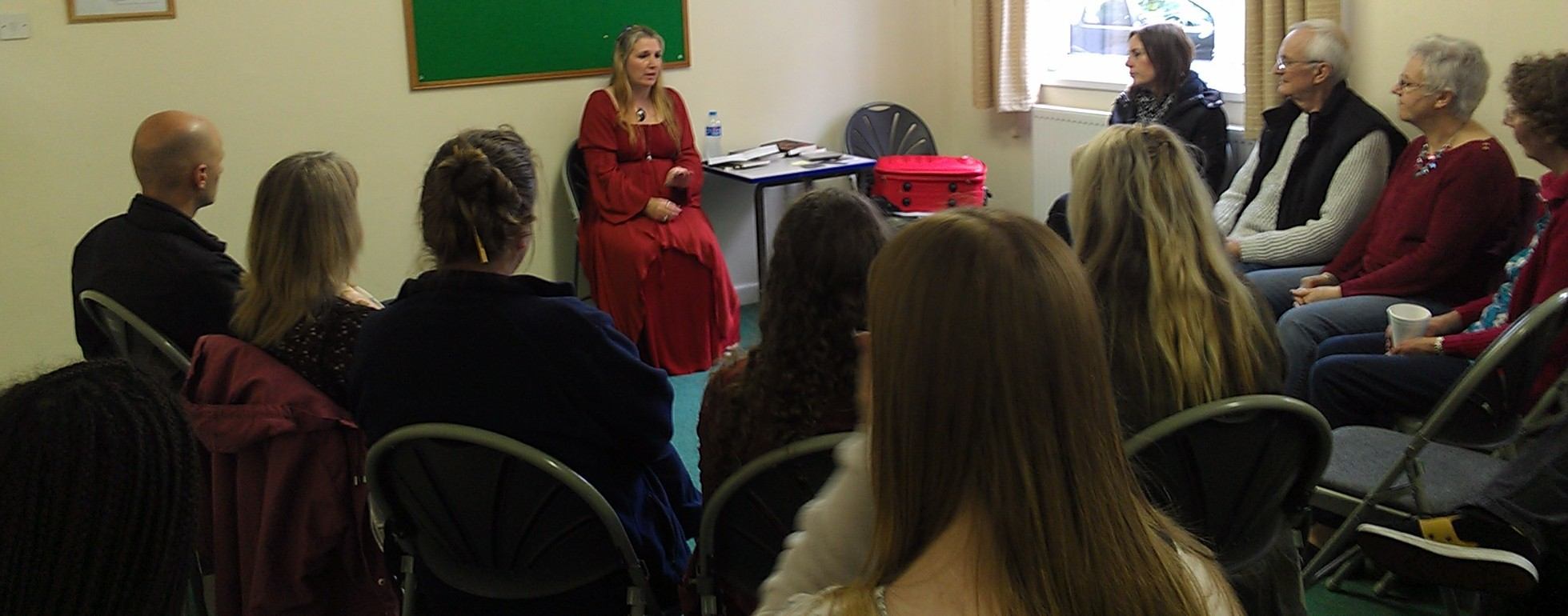 Talk - Petersfield MBS - Nov 2013