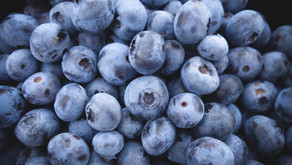 Magical Food - Blueberries