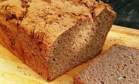 Buckwheat & Rye Bread