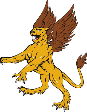 Animal Magic: The Griffin