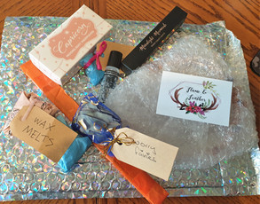 Review: Flame and Feathers Witchy Box