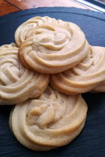 Viennese Biscuits (cookies)