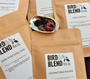 Review: Bird & Blend Tea Co