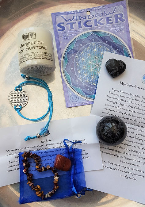 Review: Crystal Buddha Subscription Box | Rachel Patterson