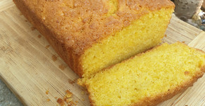 Parsnip Maderia Cake