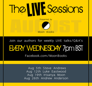 August: The Live Sessions with Moon Books