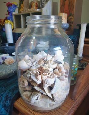Creating an Ocean Jar