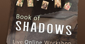 Live: Waffling Witches Book of Shadows