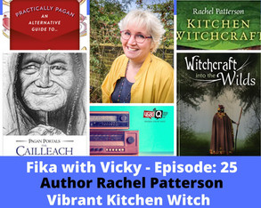 Radio Interview - Fika with Vicky