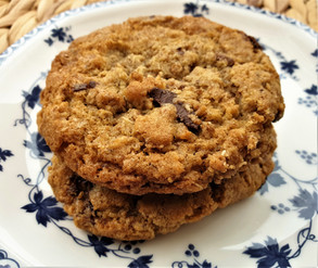 Shredded Wheat Cookies