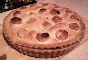 Vegetable & Feta Pie