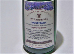 Review: WizardDrops Rosemary Floral Water