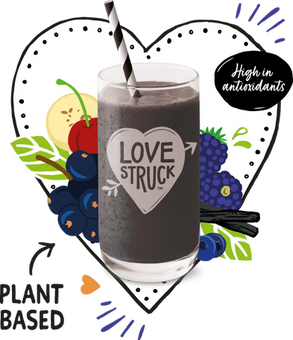 Review: Love Struck Frozen Smoothies