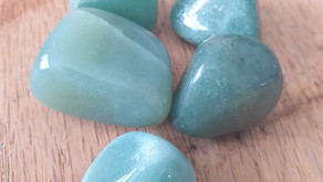 Crystal Magic - Green Aventurine