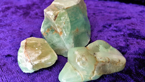 Crystal Magic - Chrysoprase